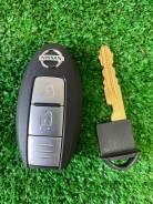 Ключ зажигания Nissan Note 2017 HE-12 HR12-EM57