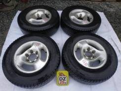 Колесо Комплект Колес В Сборе Dunlop Wintermaxx 245/70R16