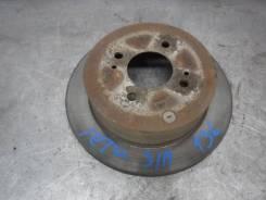 Тормозной диск Hyundai Getz 2007 [584111C800], правый задний 584111C800