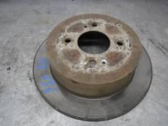 Тормозной диск Hyundai Getz 2007 [584111C800], левый задний 584111C800