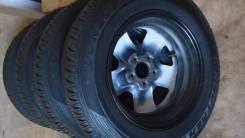 Колеса 175/80/R15 Dunlop (Japan) на Terrios kid (тайота Cami) 5x114.3