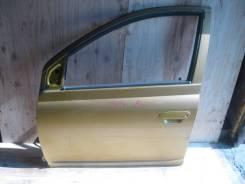 Дверь боковая передняя левая Toyota Vitz SCP10