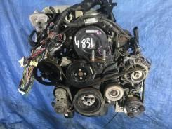 Контрактный двигатель Mitsubishi Outlander CU5W 4G69 Mivec A4851