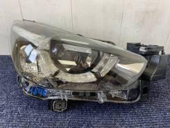 Фара правая Mazda Demio DJ Япония LED в Сборе 100-18373