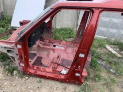 Порог кузова лево LAND Rover Discovery L319 2006