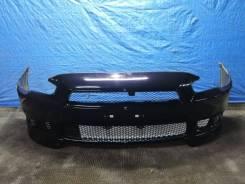 Бампер перед цвет X42 (черный аметист) Mitsubishi Galant Fortis CY4A