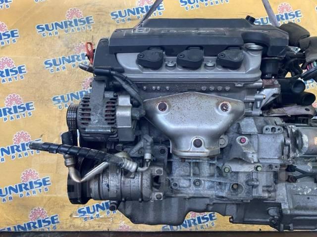 Двигатель Honda Saber [1003080] 1003080