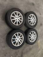 Комплект зимних колёс на литье 175/65 R14 Б/П по РФ DE-460