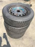 Комплект летних колёс на штамповках. 195/65 R15 Б/П по РФ DE-467