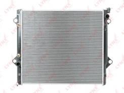 Радиатор ДВС Toyota Land Cruiser Prado [RB1129] GRJ120 1GRFE [5641] RB1129
