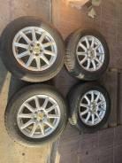 Зимние колеса Bridgestone Blizzak 195*65*15 на литье 5*100