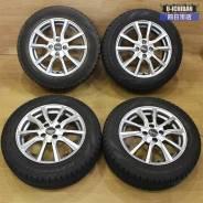 Продам комплект колес 175/65R15 на литье Pirelli лёд