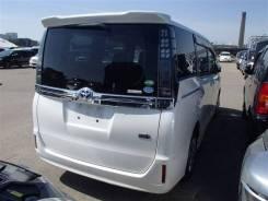 Бампер задний белый(070) ZS Kirameki Toyota Voxy ZWR80