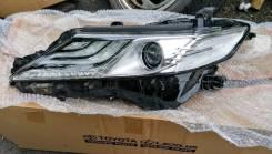 Фара левая Toyota Camry 70 LED дефект Япония оригинал б/п s7346