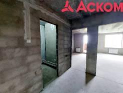 1-комнатная, улица Адмирала Горшкова 55. Снеговая падь, проверенное агентство, 37,3кв.м. Прихожая