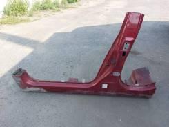 Порог кузовной левый Nissan Juke YF15 2011-2020 HR16DE [G64131KAMA] G64131KAMA