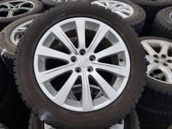 Зимние колёса Subaru Forester 235/50R17 оригинал диски 5.100R17