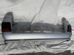 Задний бампер на Nissan Elgrand AVWE50 QD32[KaitaiAuto]
