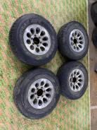 Комплект колёс на литье и резине Dunlop Grandtrek AT-1 215SR15