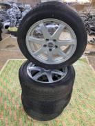Комплект колёс на литье и резине Bridgestone Nextry Ecopia 215/55R17