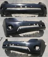 Бампер передний Toyota Land Cruiser Prado 2013-17
