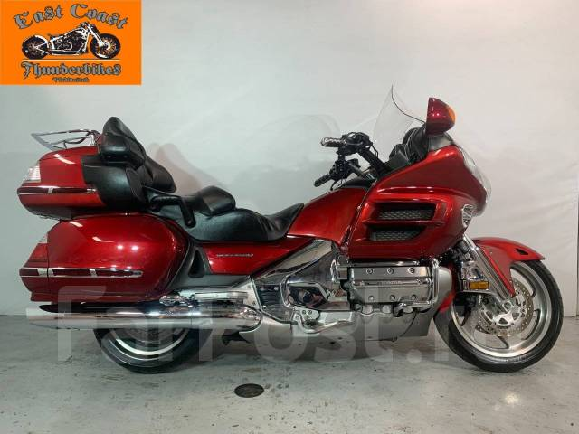 Продам мотоцикл Honda Gold Wing GL 1800 USA Edition