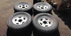"""Комплект колес 235/75 R15. Распродажа! Гарантия!. 6.0x15"""" 6x139.70 ET38 ЦО 112,0мм."""