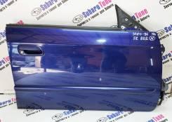 Дверь передняя правая Subaru Legacy BH5 BH9 BHE BE5 BE9 BEE Цвет: 14L