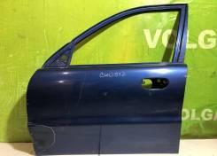 Дверь передняя левая Chevrolet Lanos 96303836