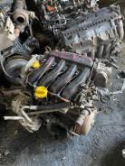 Двигатель K4M.801 Renault 1.6л Clio, Modus