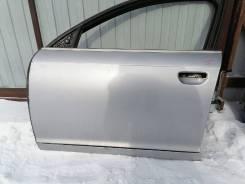 Дверь боковая на Audi A6 2004г. BKH передняя левая