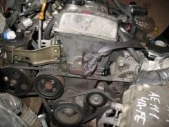 Двигатель Toyota Corolla Spasio AE111 4A-FE