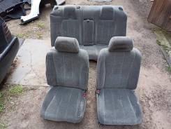 Сиденья комплект Toyota Chaser gx100 рестайлинг 71040-22130-G1
