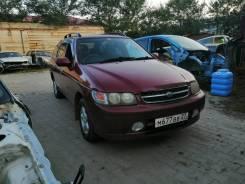 Двигатель Nissan r'nessa sr20de n30 в Хабаровске
