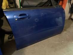 Дверь Subaru Impreza WRX GGA GDA, правая передняя