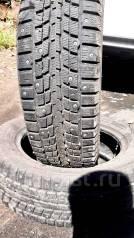 Dunlop. зимние, шипованные, б/у, износ до 5%