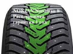 Nokian Nordman 8. зимние, шипованные, 2021 год, новый
