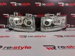 Фары Toyota Probox/Succeed 2002-2014 LED Светлые