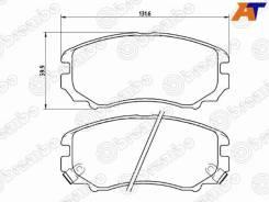 Колодки тормозные Hyundai Tucson/IX35 10-, KIA SOUL 08-13, KIA SOUL 13- P 30 018 P30018