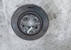 Диск тормозной задний Citroen C8 2002-2014