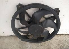 Радиатор дополнительный системы охлаждения Peugeot 407 2004-2011 [00001253L5] 00001253L5
