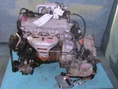 Двигатель Toyota 5EFE ~Установка с Честной гарантией в Новосибирске