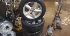 Диски R17 для Volkswagen и шины 235 55 17 Hankook