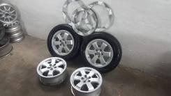 В продаже комплект колёс R15