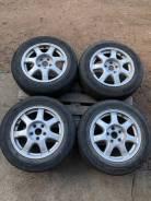 Летние 16 колёса Toyota Dunlop 215-60-16