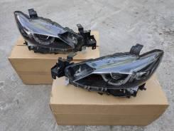 Фара левая + правая Mazda Atenza, Mazda6 - GJ, LED, 100-65043