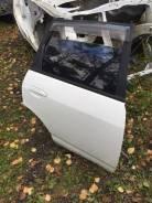 Дверь боковая Nissan Wingroad WFY11 задняя правая