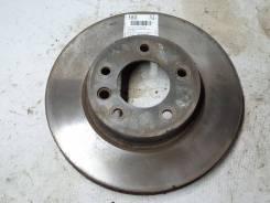 Тормозной диск Volkswagen Touareg 2003 [7L6615301N] 7LA AZZ, передний левый 7L6615301N