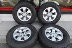 Почти без износа Goodyear EfficientGrip SUV на литье Surf 215