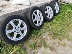 Комплект зимних колес 205/55R16